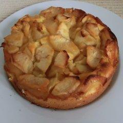 Apfel Quarkkuchen Backen Im Kidsweb De