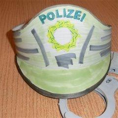 polizeiauto basteln vorlage laterne