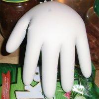 Gipshände gießen