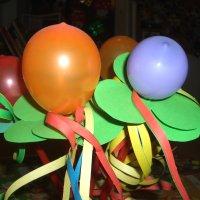 Λουλούδι μπαλονιών