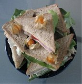 Piraten-Sandwich