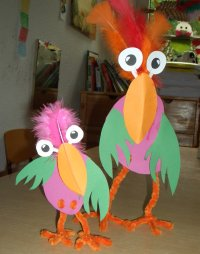 Vogel Spezial Im Kidsweb De
