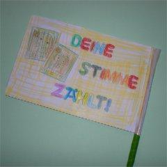 Fahne Oder Sonnenkappe Basteln Im Kidsweb De