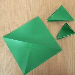 top 28 weihnachtsbaum falten origami zu weihnachten falten 6 ideen mit faltanleitung. Black Bedroom Furniture Sets. Home Design Ideas