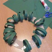 Adventskranze Basteln In Der Weihnachtsseite Fur Kinder Im Kidsweb De