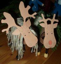 Weihnachtsbasteln Für Kinder In Der Weihnachtsseite Für Kinder Im