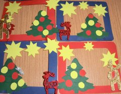 weihnachtsbaumbilder basteln in der weihnachtsseite f r kinder im. Black Bedroom Furniture Sets. Home Design Ideas