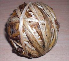 baelle aus naturmaterialien basteln im kidswebde